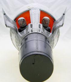 60s toy Gemini capsule