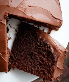 """5 Chocolate Cake Recipes That Really Are """"The Best"""""""