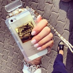 Chanel Perfume Bottle IPhone 7 and IPhone 7 Plus Phone Case Girly Phone Cases, Iphone Cases, Phone Covers, Iphone 7, Chanel Phone Case, Rich Girls, Chanel Perfume, Cool Cases, Apple Products