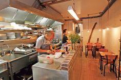 Abri (restaurandwicherie gastronomique). 92, rue du Faubourg-Poissonnière. Paris 10eme.  +33 1 83 97 00 00