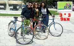 GRUPPO Architects on Bike