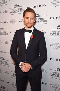 46 Pictures of Tom Hiddleston That Are Way Too Hot to Handle