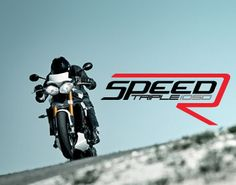Speed Triple R, I'm really loving this bike, just need some decent weather and away we go...