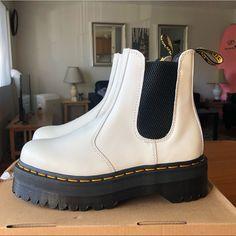 Dr. Martens Pascal Cristal Suede White Aversa Shoes S.r.l.