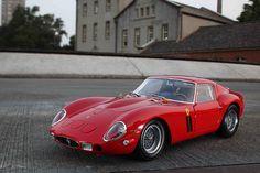 A classic exotic: 1962 Ferrari GTO