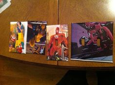 Turn On The Lights | 13 Simple Projects To Show Off Your Comic Book Pride