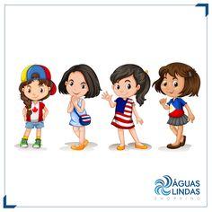 Hoje é o Dia das Crianças.  O Águas Lindas parabeniza a todos os pequenos, aqueles que são a verdadeira razão do nosso existir.