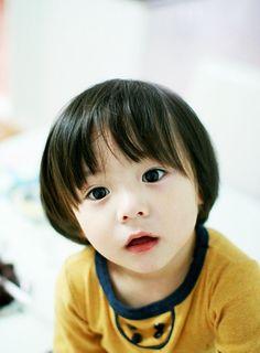Adorable Asian Baby Kid Ulzzang Not Ulzzang