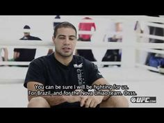 UFC 163: Thales Leites Fighting For the Fans
