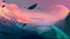 Frontier Skies by JoeyJazz.deviantart.com on #deviantART