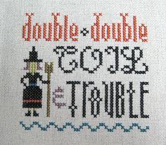 LIzzie Kate - Double Double Toil & Trouble