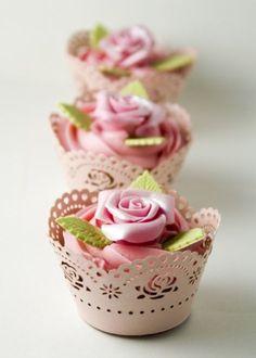 Delicadeza de cupcake