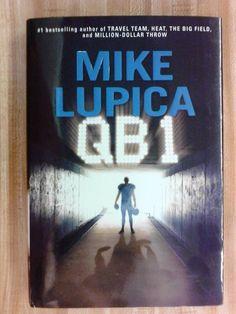 QB1 ~ Mike Lupica ~ 1st/1st ~ Signed ~ HC/DJ
