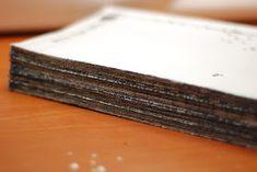 """paper fun: Мастер-класс """"блокнот с нуля"""" от Екатерины Смирновой!!! Mattress, Decor, Decoration, Mattresses, Decorating, Deco"""