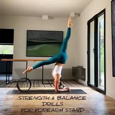 30 Day Yoga Challenge, Workout Challenge, Yoga Flow, Yoga Meditation, Yoga Videos, Workout Videos, Yoga Fitness, Fitness Tips, Forearm Stand