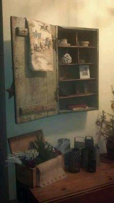 Cute cabinet....