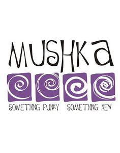 Logo Design for Mushka Logo Design, Graphic Design, Graphics, Logos, Artwork, Work Of Art, Auguste Rodin Artwork, Logo, Artworks