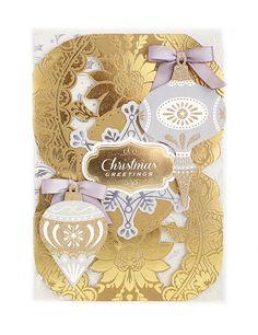 HSN 10.5.16- 120 Favorite Christmas Embellishments