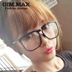 Buy 'GIMMAX Glasses – Oversized Glasses' with Free International Shipping at YesStyle.com. Browse and shop for thousands of Asian fashion items from China and more!