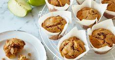 Muffins de maçã para comer sem medo — só têm 79 calorias