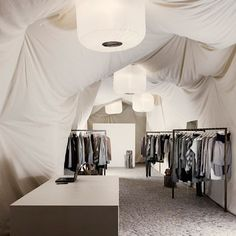 eco friendly fashion images | ... fashion store interior, Nanuska Beta Store, eco-friendly fashion store