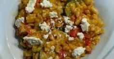 Griechisches Risotto, ein Rezept der Kategorie Hauptgerichte mit Gemüse. Mehr Thermomix ® Rezepte auf www.rezeptwelt.de