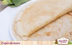 Crepes sin huevo -  ¡A todos nos gustan los crepes! Y esto es así por que podemos hacerlos de mil maneras. Bueno en casa nos gusta bastantes los crepes salados, rellenos de salsa boloñesa, pisto, estilo pizza… En esta ocasión os presentamos crepes sin huevo, perfecto para un desayuno o merienda rápido, adem... - http://www.lasrecetascocina.com/crepes-sin-huevo/
