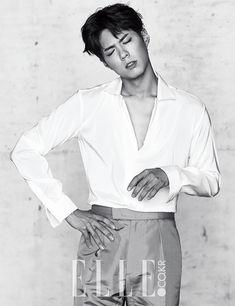 박보검, 가장 아름다운 한 때 | 엘르코리아(ELLE KOREA)