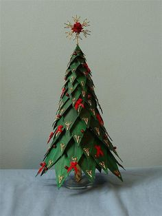 origami christmas tree christmas trees for - Artificial Christmas Trees For Sale