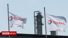 TotalEnergies accused of downplaying climate risks - BBC News