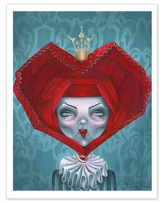Afterland by Imaginary Games — Kickstarter - The Queen of Hearts