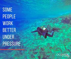 We run a monthly PADI Instructor course at Oceans 5 Gili Air