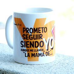 """Si estás embarazada o acabas de tener un bebé, levanta la mano derecha y repite conmigo: Prometo seguir siendo yo, aunque me llamen """"la mamá de"""""""