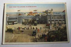 Postcard - Pier from the Bridge, Clacton-on-Sea | eBay