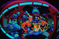 Buzz Lightyear's Space Ranger Spin by Uncle Greg