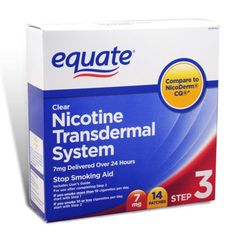 Nicodream Single Pack Nicotine Patch Silver By Nicodream