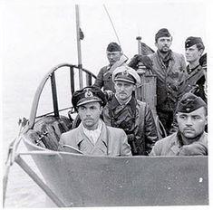 Crew of the German U-boat U-138.