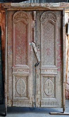 Old Middle Eastern Door
