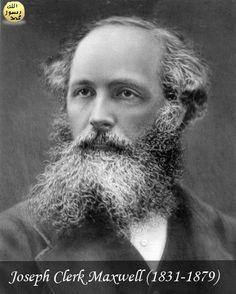 """Joseph Clerk Maxwell (1831-1879)  Maxwell, kısa ömrüne rağmen bilime çok önemli katkıları olan büyük bir bilim adamıdır. Evrim teorisine karşı olan Maxwell, Fransız ateist Laplace'ın ünlü """"nebula hipotezi""""ne ve evrimci bir filozof olan Darwin'in savunucusu Herbert Spencer'e karşı keskin bir itiraz hazırlamıştır. Yazdığı bir mektupta, inançlı bir bilim adamının çalışmalarını dinin yararı için yapması gerektiğini düşündüğünü belirtmiştir."""