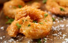 Coconut Shrimp that is to-die-for-delicious!