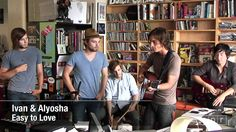 Ivan And Alyosha: NPR Music Tiny Desk Concert