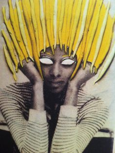 photomontage US : Ellen Gallagher, portrait de femme Face Collage, Collage Art, African American Artist, American Artists, Photomontage, Artistic Photography, Art Photography, Contemporary Artists, Modern Art