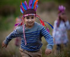 Seedling - Create Your Own Feather Crown £11.97
