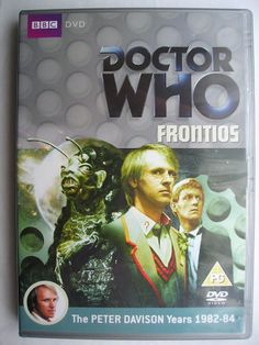 """""""Frontios"""" is an adventure of the twentyfirst season of """"Doctor Who"""" classic series, which aired in 1984. It follows """"The Awakening"""" and it's a four parts adventure written by Christopher Bidmead and directed by Ron Jones. Image from the British edition of the DVD. Click to read a review of this adventure!"""