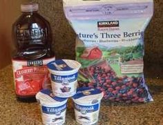MAKE YOUR OWN PRE-PACKAGED SMOOTHIES!!