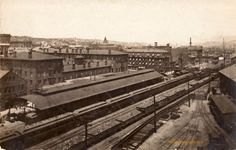Altoona Train Station and Train Shed