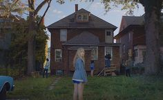 "The camera is a parasite in David Robert Mitchell's It Follows. It hunts Maika Monroe's Jay as she's stalked by a mysterious group of ""followers"" — ghost-like apparitions that relentlessly pursue h..."