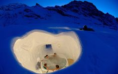 World's Best Ice Hotels