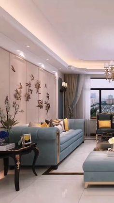 Luxury Rooms, Luxury Home Decor, Luxury Interior, Home Interior Design, Home Design Living Room, Living Room Decor Cozy, Living Room Interior, Mansion Interior, Floor
