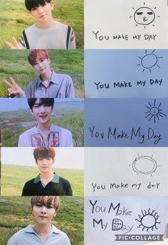 Seventeen Make my day Woozi, Wonwoo, Jeonghan, Seventeen Memes, Seventeen Debut, Hip Hop, Carat Seventeen, Choi Hansol, Seventeen Wallpapers